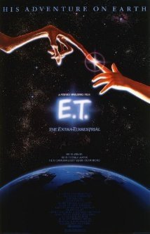 E.T. - The Extraterrestrial, Directed by Steven Spielberg