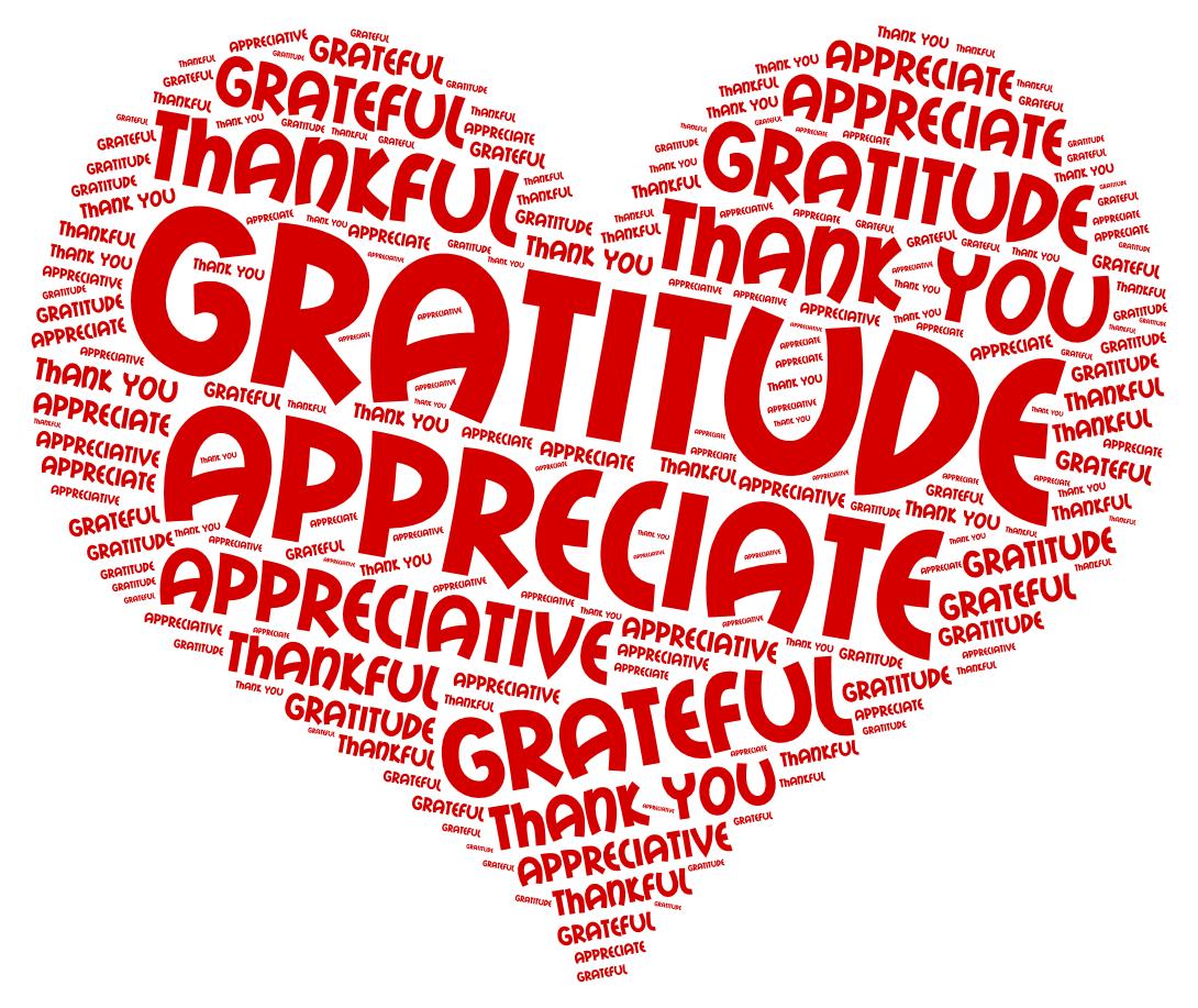 Gratitude and Grace – Steven Spielberg