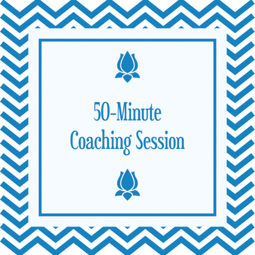 Life Coaching Session (50-minutes)