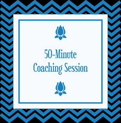 Spiritual Life Coaching Session