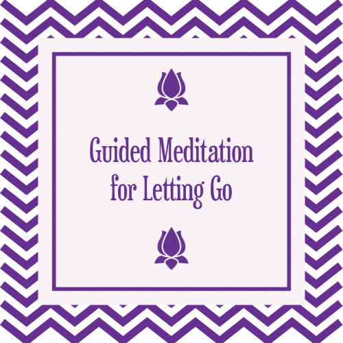 Letting Go Meditation