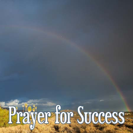 Affirmative Prayer for Success