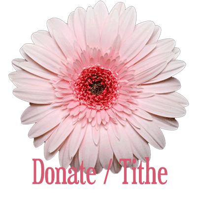 Donate / Tithe