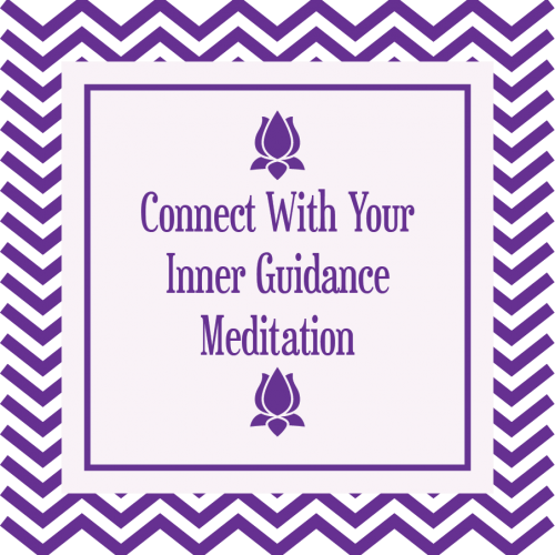 Connect With Your Inner Guidance Meditation MP3