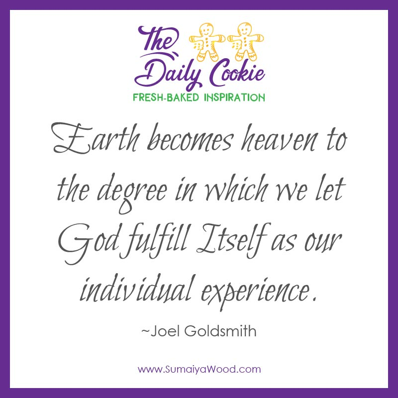 Let Earth Become Heaven