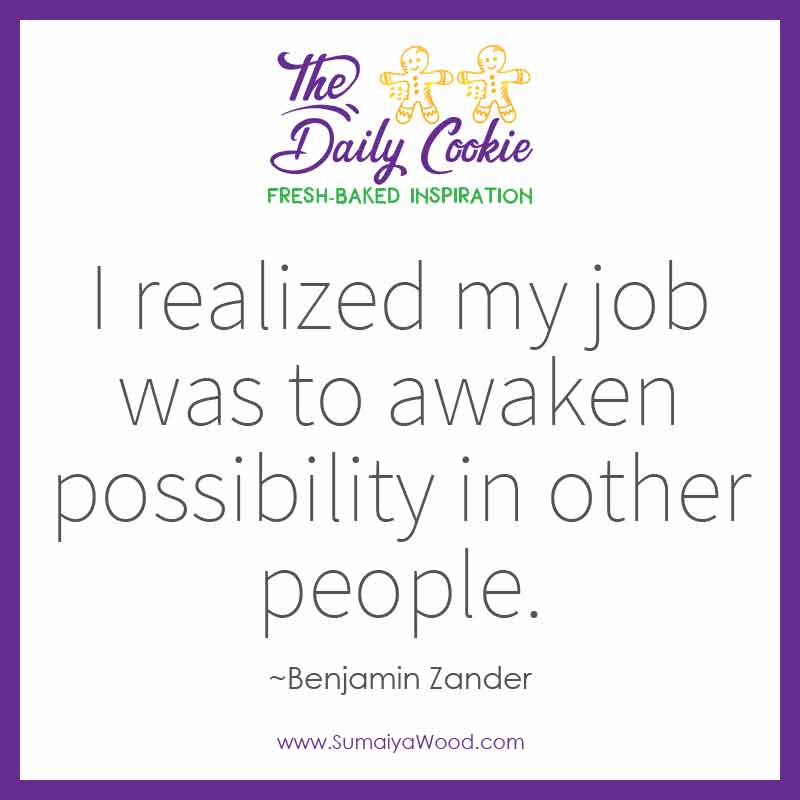 Awaken Possibility