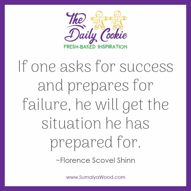 What Are You Preparing For?