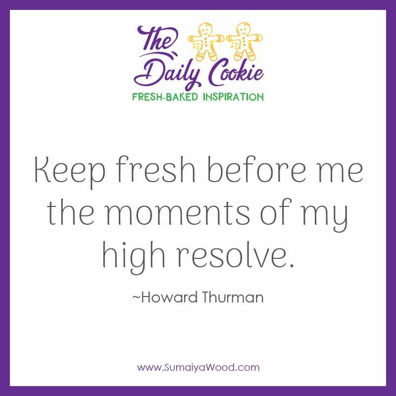 High Resolve