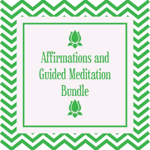 Affirmations and Guided Meditation MP3 Bundle