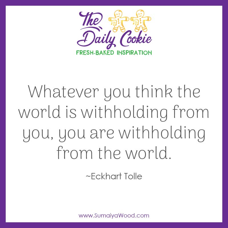 What Are You Withholding?