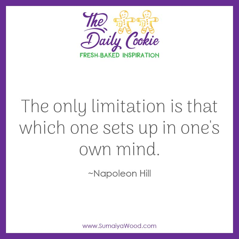 The Only Limitation