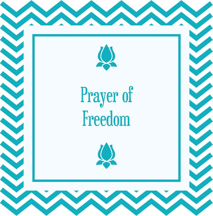 Prayer of Freedom