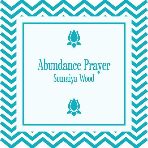 Affirmative prayer for abundance