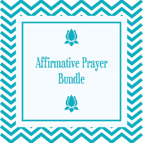 Affirmative Prayer MP3 Bundle