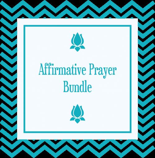 Affirmative Prayer MP3 Bundle