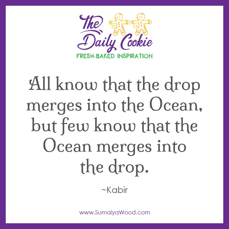 The Ocean and the Drop